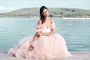 Braut-Hochzeitsplaner