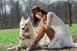 Hochzeit mit Hund,Wedding 2018